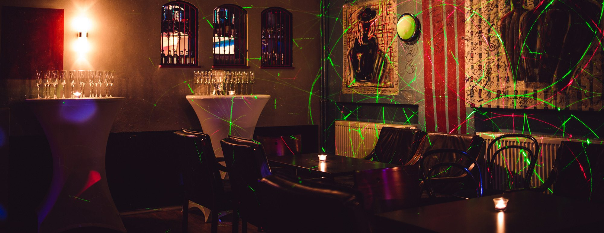 Mohrenstuben Bayreuth - Private Club & Cocktail Bar